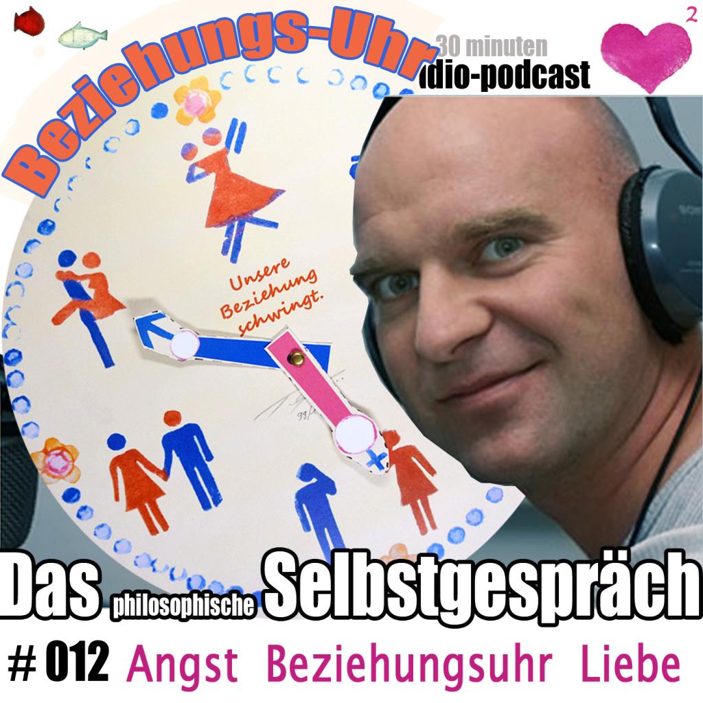 Audio-podcast folge zur Beziehungsuhr ein witzige Geschenkidee für Paar und Freunde