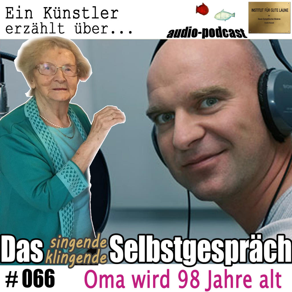 audio podcast familie Oma wird 100