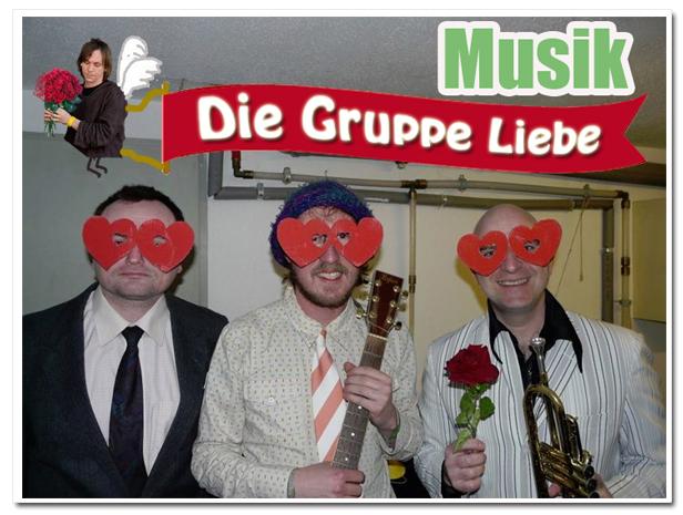 die Gruppe Liebe aus Dresden