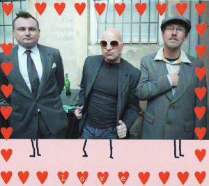 Musik album die gruppe liebe love