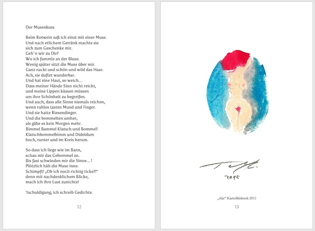 der singende klingende Preibisch gedichte